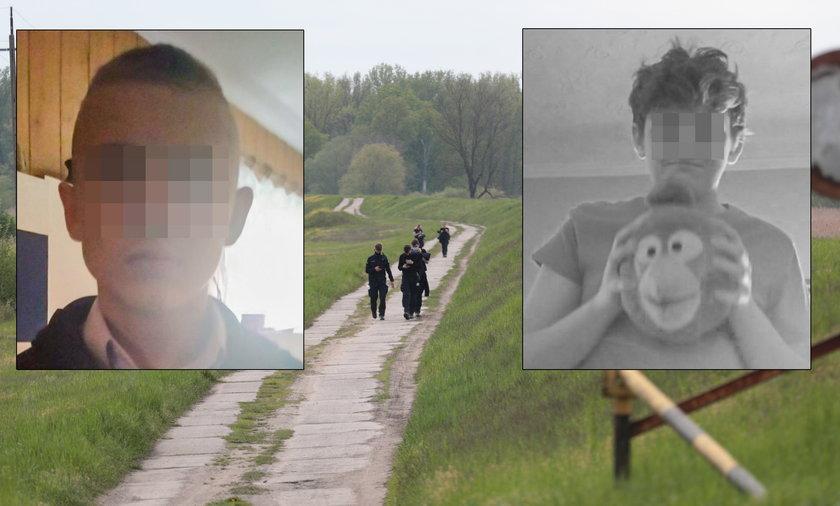 Chłopcy zaginęli 10 maja