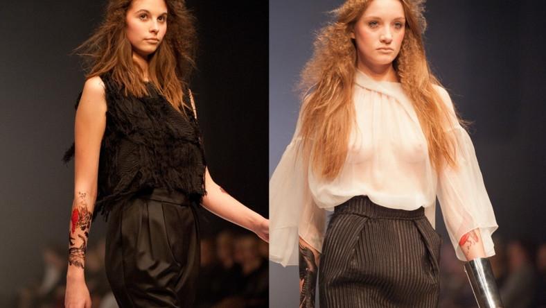 Nieszablonowa kobiecość - kreacje Paprocki&Brzozowski na Fashion Week Poland