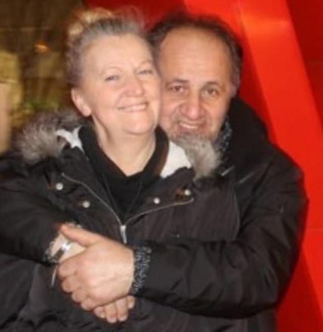 Spasoje i njegova supruga