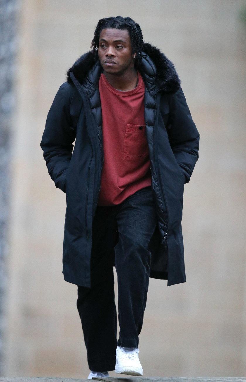 Raper Ceon Broughton (29 l.)