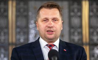 Przemysław Czarnek pokieruje ministrstwami edukacji i nauki