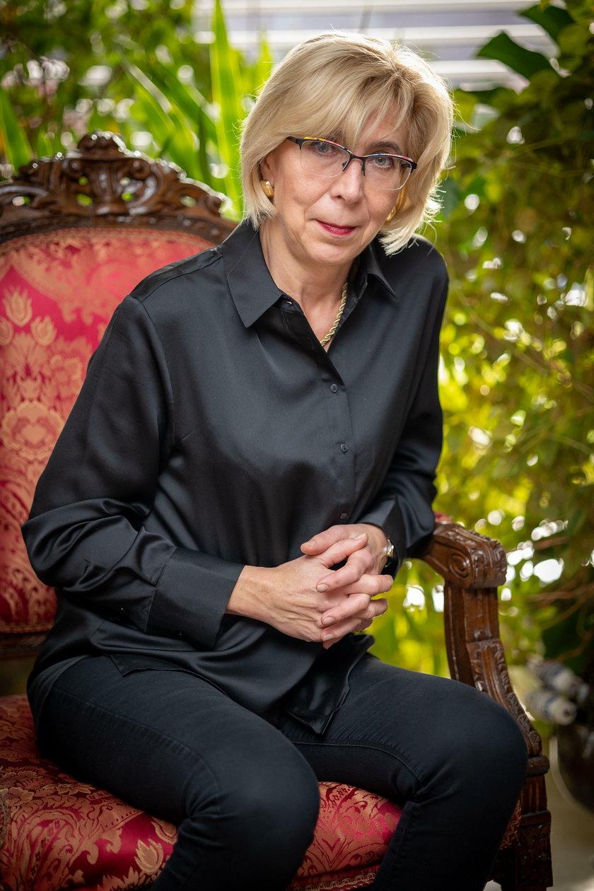 Stanisława Gierek-Ciaciura, wnuczka Edwarda Gierka