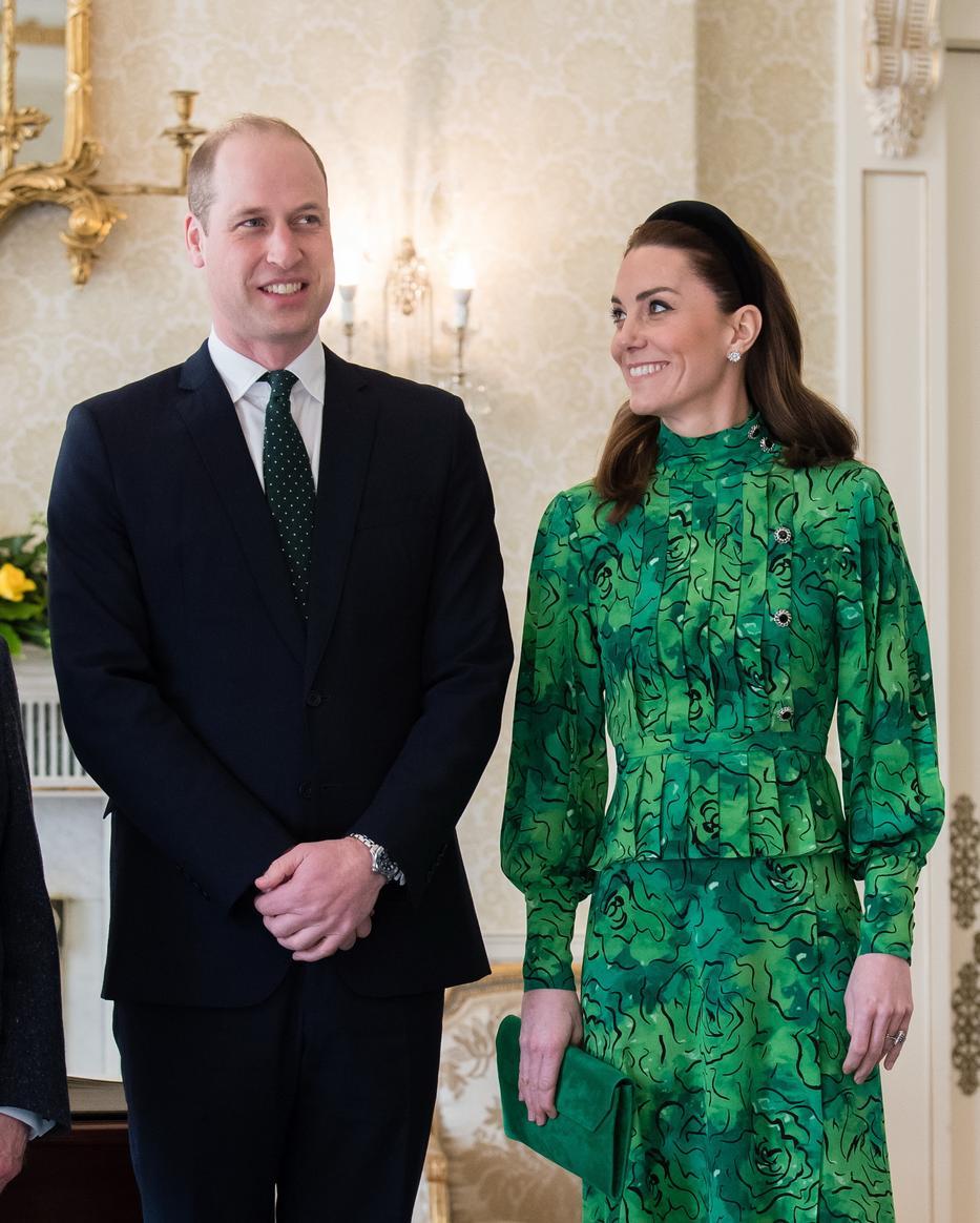 A lapok szerint Vilmos és felesége, Katalin kapja Erzsébet vagyont érő ékszereit/ Fotó: GettyImages