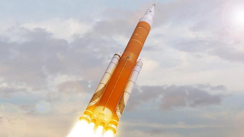 Pierwszy lot SLS będzie bezzałogowy