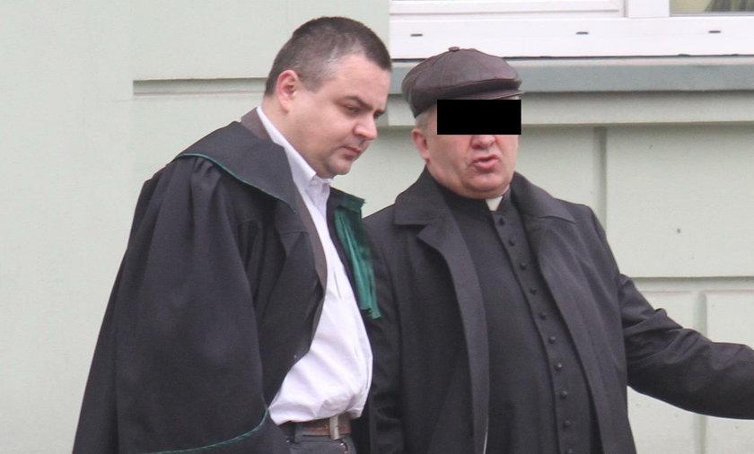 70-letni były proboszcz Stanisław K. usłyszał wyrok