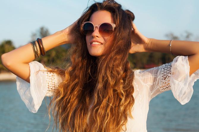 Super je imati dugu kosu