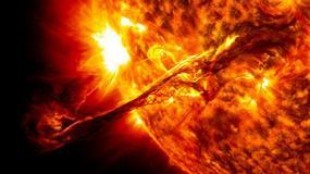Śmiercionośny podmuch ze Słońca - zniszczy nas w ciągu 100 lat?