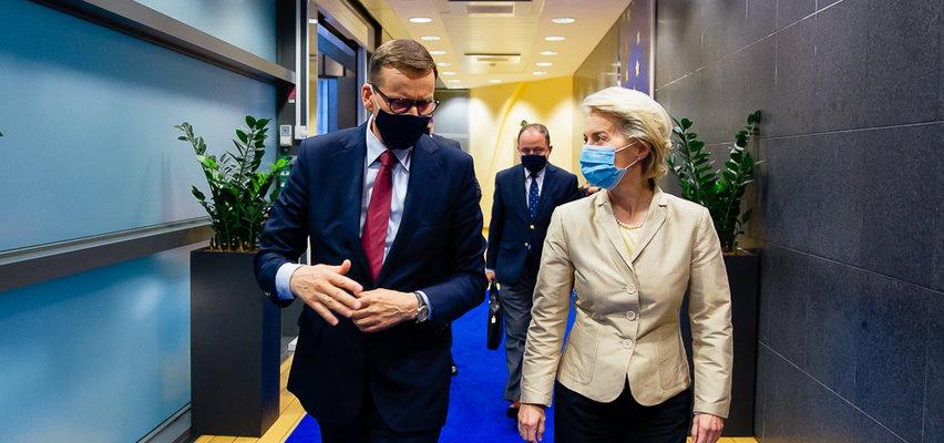 Małże po 320 zł za kilogram, ale nie tylko... Wiemy, co wprawiło w dobry humor premiera i szefową Komisji Europejskiej