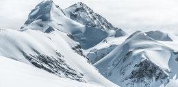 Katastrofa śmigłowca w Alpach. Zginęły dwie osoby