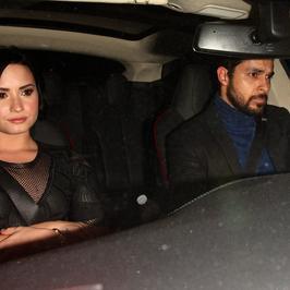 Demi Lovato zaliczyła wpadkę