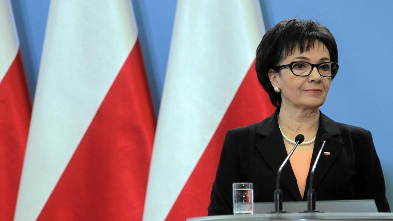 Elżbieta Witek zgadza się w ocenie poprzednich wyborów samorządowych z Kaczyńskim