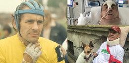 Legendarny kolarz Ryszard Szurkowski walczy o powrót do zdrowia!