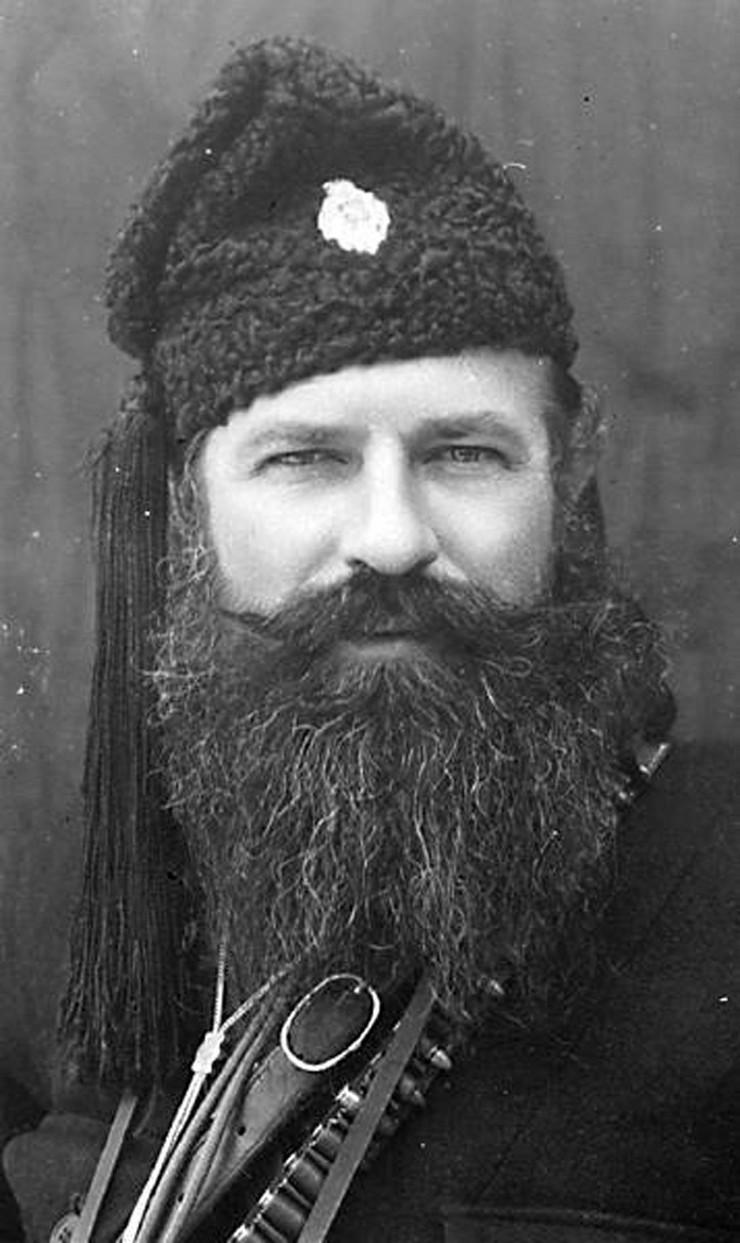 VALJEVO-Nikola Kalabic (Foto Arhiva porodice)