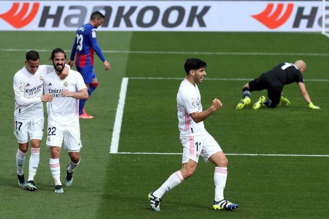 Detalj sa meča Real Madrid - Eibar