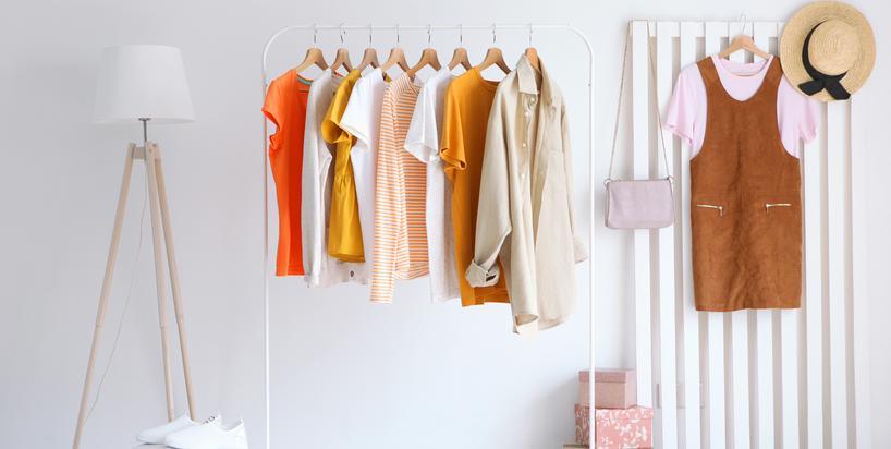 Troska o szafę i o... planetę? Sprawdź, czy wiesz jak dbać jednocześnie o ubrania i środowisko