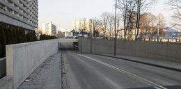 Katowice. Budują drogi tylko pod galerie