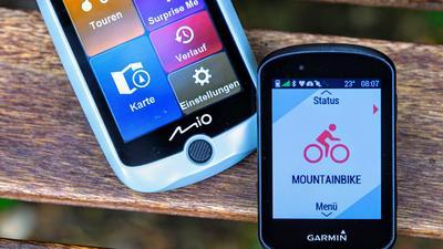 GPS, großer Akku, kleiner Preis: Navigationsgeräte für Fahrrad & E-Bike