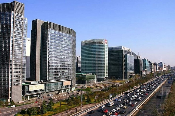 Finansijski centar u Pekingu