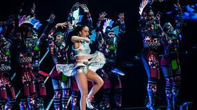 Katy Perry najlepiej zarabiającą wokalistką w 2015 roku