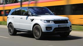 Range Rover Sport – SUV dawnej ery   TEST