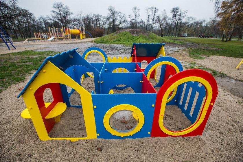 Radny chce, by zacienić place zabaw