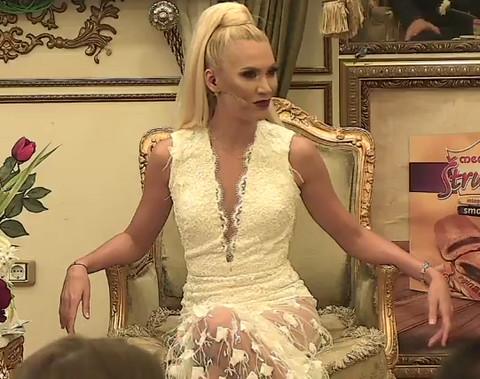 Ovako izgleda Bojana Ristivojević bez trunke šminke: Iznenadićete se! FOTO