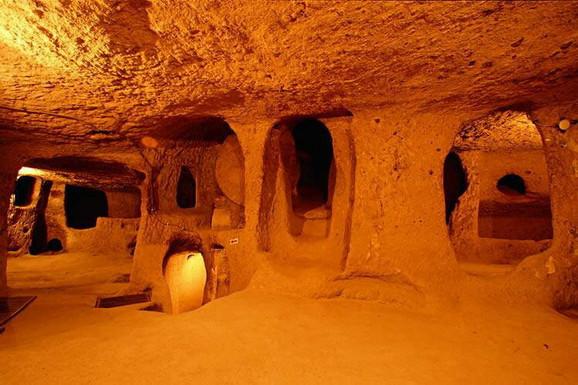 Podzemni grad Derinkuju