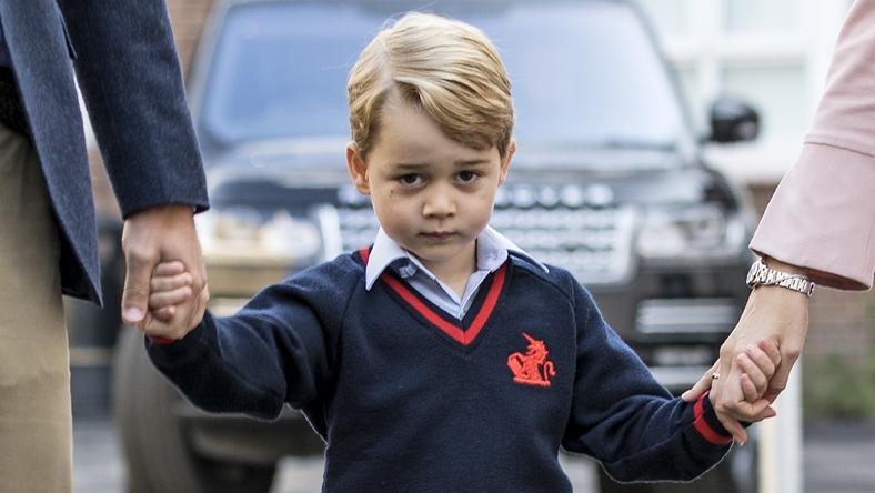 W Wielkiej Brytanii zapanowała moda na buty księcia George'a