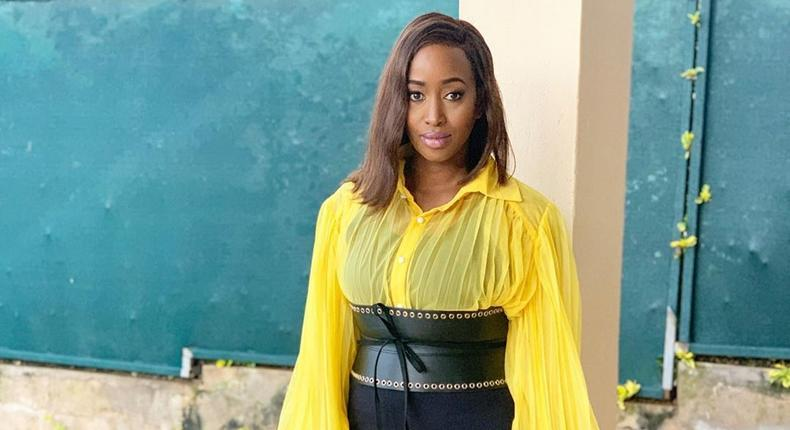 Janet Mbugua responds to man who wants wife to dress like her