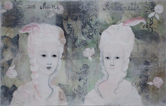 Nataša Ribič Štefanec, Marie et Antoinette