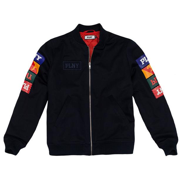 COLONEL BLUE BOMBER JACKET