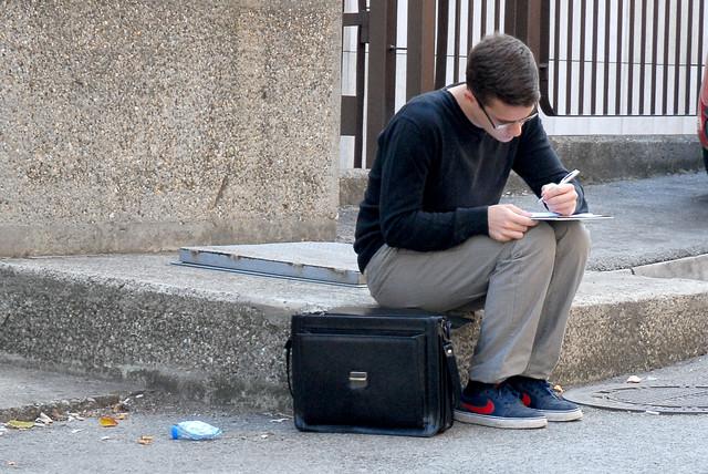Student Đorđe Milosav planira da nastavi da uči u Konstancu