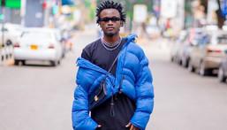 Singer Kevin Bahati