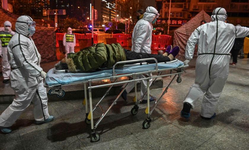 Rośnie liczba ofiar śmiertelnego wirusa