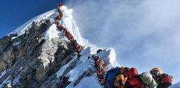 Tłumy na Mount Everest. Nie żyją dwie osoby