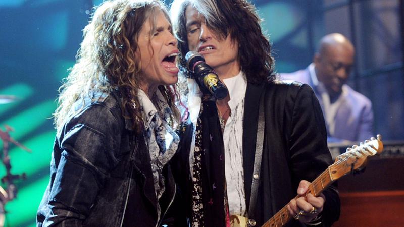 Aerosmith (fot. Getty Images)