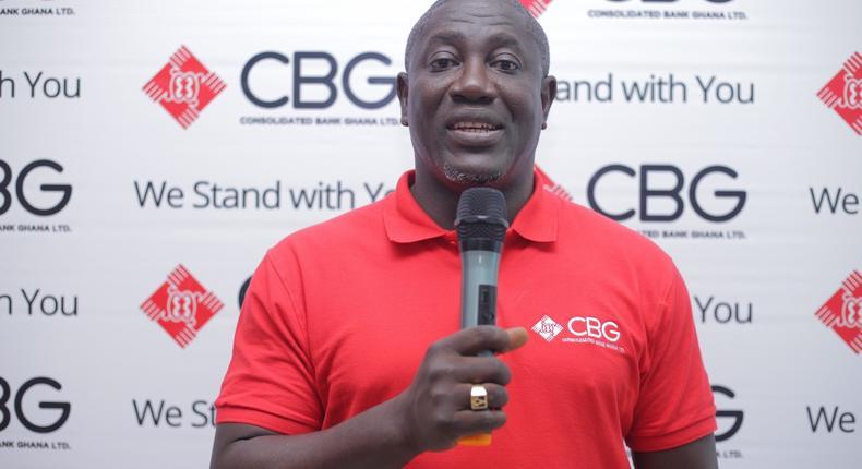 Daniel Wilson Addo, CBG Managing Director