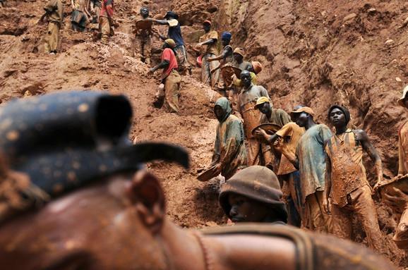 Više od 60 odsto svetskih zaliha nalazi se u Kongu