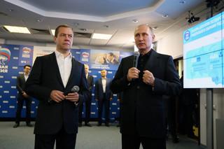 Wybory w Rosji: Parlamenty (prawie) nie dla opozycji