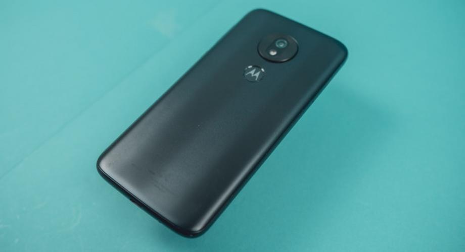 Einsteiger-Smartphone Motorola Moto G7 Play im Test