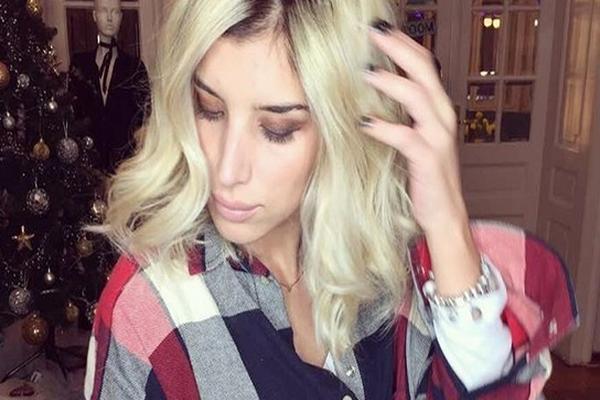 Jovana se pohvalila novom frizurom! FOTO