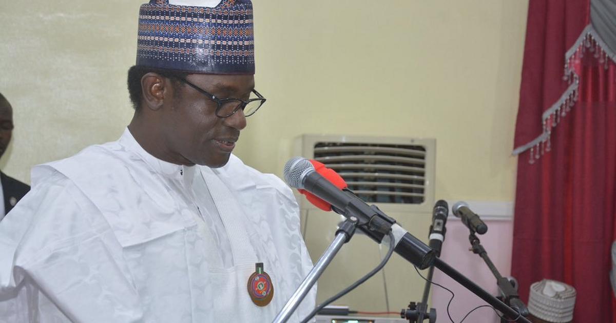 Northeast is the most backward region in Nigeria but we'll bounce back - Gov. Buni - Pulse Nigeria