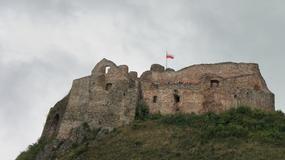 Dziś przewodnicy za darmo oprowadzą turystów po zamku w Czorsztynie