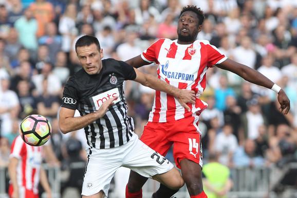 Derbi Crvena Zvezda-Partizan