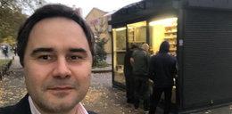 Wygrana wojna o kiosk na Bielanach