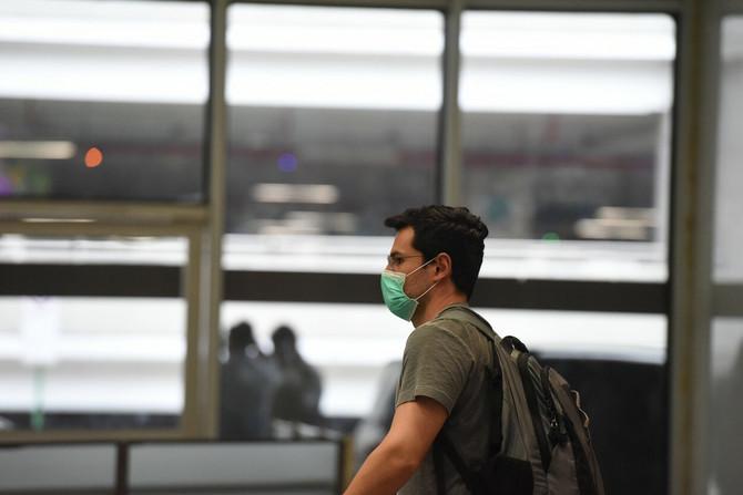 Ljudi u Brazilu nose maske