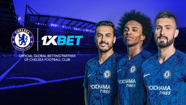 1xBet is one of the leading online betting companies in Asia, Africa and Europe. Chelsea FC teams up with 1xBet