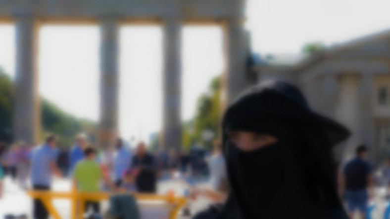 Muzułmanka w Niemczech