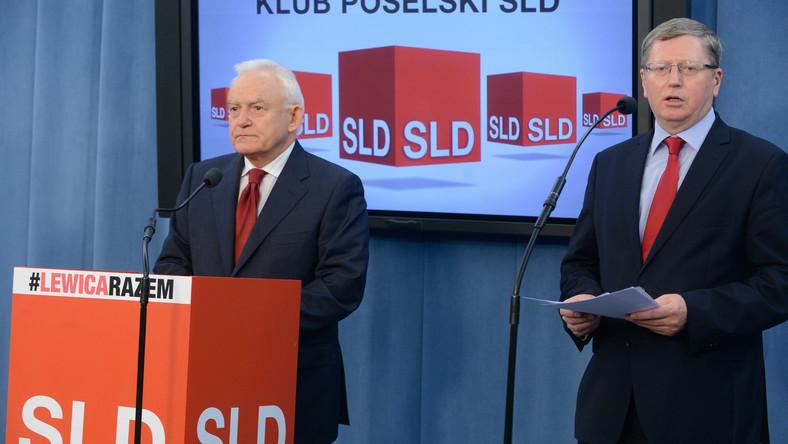 Leszek Miller, Zbyszek Zaborowski