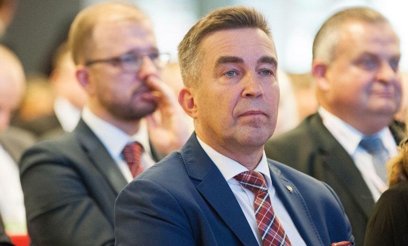 Zbigniew Gryglas przystąpił do klubu PiS